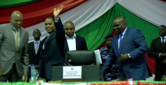 Controversial ex- Home Affairs Minister elected Burundi Ombudsman