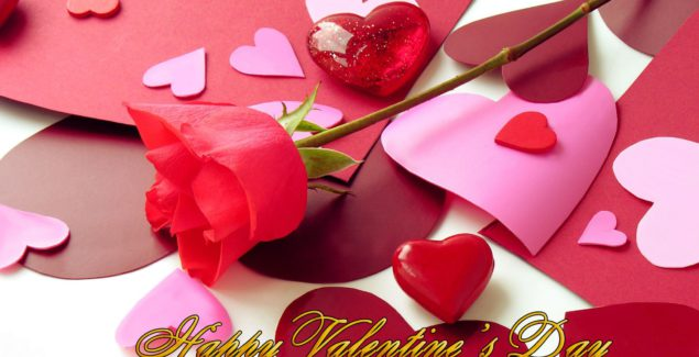 St Valentine's Day, not celebrated in Bujumbura as usual