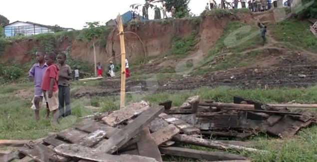 A hundred pigsties have been destroyed in southern Bujumbura