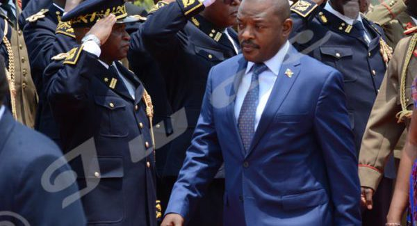 The new Constitution will allow President Pierre Nkurunziza to run for the 2020 elections
