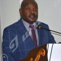 "President Pierre Nkurunziza: ""Maybe there were other unknown motives behind the election"""