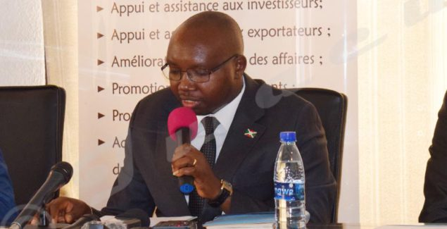 "Léonard Sentore: ""API does not have sufficient means to control all new companies"""