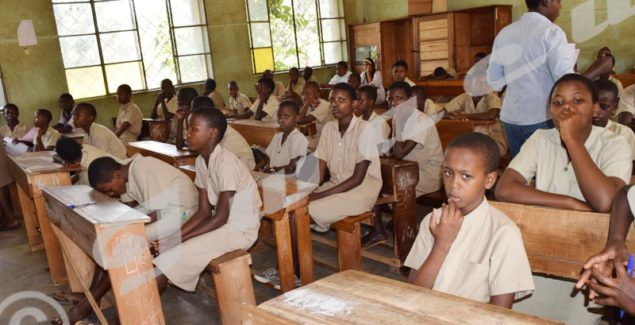 Physical punishment is no longer acceptable in Burundian schools