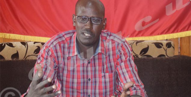 """Abel Gashatsi:""""Everything is not clean. Burundi has gone through several years of war, then, people need to work hard for lasting and true democracy,"""""""