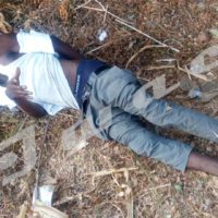 Nzeyimana's body discovered in Nyakabiga zone