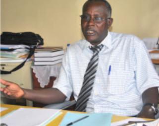 Historien et démographe, Evariste Ngayimenda est aussi Recteur de l'université du Lac Tanganyika, et un membre influent du parti Uprona ©Iwacu