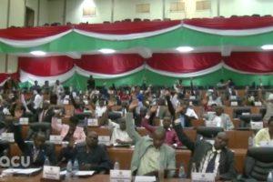 Les députés ont adopté à l'unanimité ce mercredi 14 décembre le projet de loi régissant les activités bancaires.