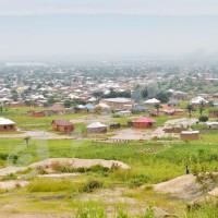 Lundi, 10 février 2014 - Les quartiers Carama et Gatunguru sont parmi les plus menacés par les pluies torrentielles.©CSU/Iwacu