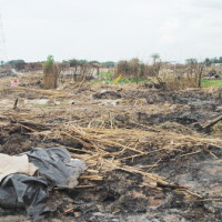 Bubwari après la démolition ©Iwacu
