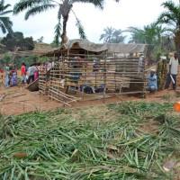 Des habitants de Rukinga et Iteba réclament leurs parcelles octroyées aux démobilisés. Ils ont campé sur les lieux pour manifester la colère.