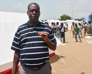 Salvator Ntakiyiruta, directeur du département de l'action hu- manitaire et de l'assistance aux victimes des catastrophes au ministère de la Solidarité ©Iwacu