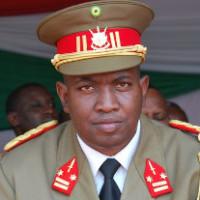 Le Général-Major Godefroid Niyombare