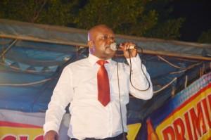 Jean-Pierre Nimbona dit Kidumu ©Iwacu