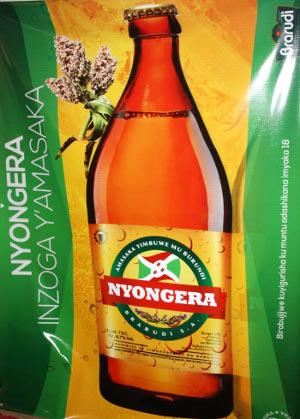 La bière de sorgho Nyongera ©Iwacu