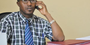 Le ministre Nkeramiheto ©Iwacu
