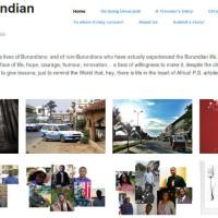 """Page de garde de """"This Burundian Life"""" ©Iwacu"""