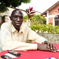 Pr Pascal Rwankara, expert constitutionnaliste ©Iwacu