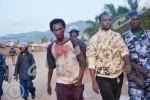 La majorité de ceux qui ont été arrêtés par la police étaient des blessés ©O.N/Iwacu