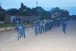 """Quelques temps après, arrive un renfort de policiers pour """"sécuriser les lieux"""". Alexis Sinduhije reste introuvable, depuis ©O.N/Iwacu"""