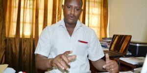 Alexandre Niyungeko : « Rien que la déontologie et l'éthique professionnelles » ©Iwacu