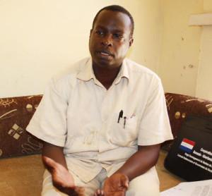 Bonaventure Gasutwa : « Le parti au pouvoir se prépare à organiser un référendum » ©Iwacu