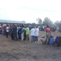 Elections a Gatumba