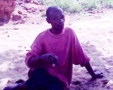 Frédéric Mbaziro alias Juma : « J'ai laissé mon fils chez un coiffeur un certain dimanche, depuis, je ne l'ai plus revu » ©Iwacu