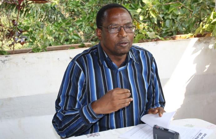 Léonard Nyangoma : «Il n'y aura pas de véritables pourparlers sans le Cnared» ©Iwacu