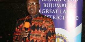 L'ambassadeur Vicente Mwendan, secrétaire exécutif adjoint du CIRGL, a insisté sur l'importance des dialogues pour résoudre les conflits ©Iwacu