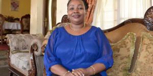 Marina Barampama : « En politique, une femme doit imposer son autorité » ©Iwacu
