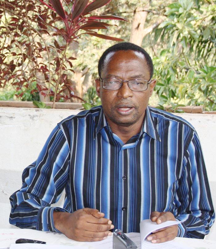 Léonard Nyangoma: «Il y en a qui souhaitaient  ma destitution.»