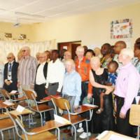 Photo de famille des participants à l'assemblée générale ©Iwacu