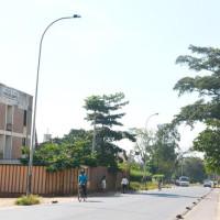 Vue partielle d'un immeuble que la BCB et la BNDE veulent vendre ©Iwacu