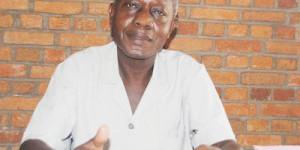 Abraham Mbonerane ©Iwacu