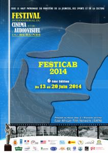 Affiche de la 6ème édition du Festicab