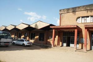 Ce mardi à 15h30, aucune activité au restaurant universitaire, campus Mutanga ©Iwacu