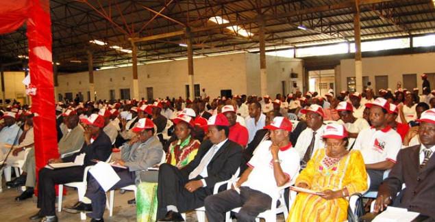 Congrès Uprona de 2011