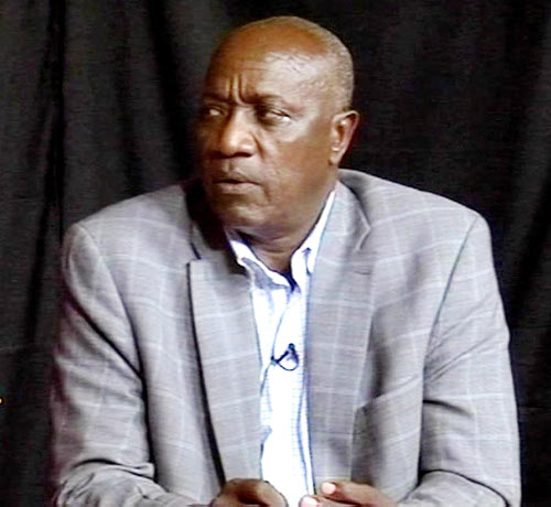 Festus Ntanyungu, aussi zélé que « Doudou » ©Iwacu