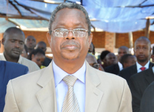 Jean Polydore Ndayirorere, ancien gouverneur de la province Mwaro ©Iwacu