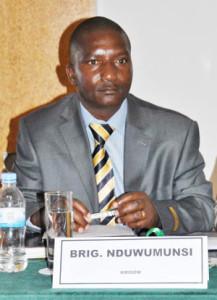 Le Général Nduwumusi cité dans le rapport du BNUB ©Iwacu