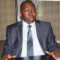 Pour Jean Ciza, gouverneur de la BRB, il s'agit d'une fausse alerte due à une mauvaise interprétation des faits ©Iwacu