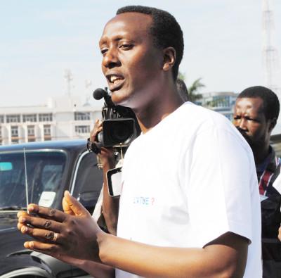 Selon Me Vital Nshimirimana, lorsque le gouvernement ne peut plus protéger ses citoyens, la communauté internationale se doit de le faire ©Iwacu
