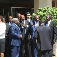 Cette seconde évaluation a réuni tous les leaders politiques, aussi bien reconnus ou non par le ministre de l'Intérieur ©Iwacu