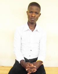 Emmastone Ntaconayigize, alias Démocrate ©Iwacu