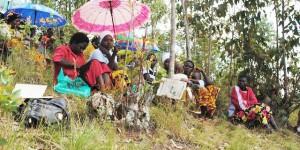 Femmes et filles au Burundi