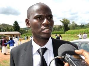 Jean-Népo Bironkwa ... Il a miraculeusement survécu ©Iwacu