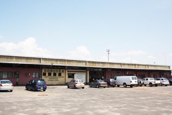 La Sobugea s'occupe de l'organisation et la fourniture de services aéroportuaires au sol ©Iwacu