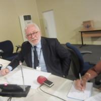 Mario Pezzini, Directeur du Centre de développement de l'OCDE ©Iwacu