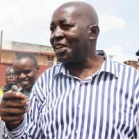 """Pierre Claver Mbonimpa : """"Certains jeunes ont été tués en RDC""""L'une des photos que Pierre-Claver Mbonimpa a montréesUn des centres de Kiliba-Ondes dans la zone d'Uvira ©Iwacu"""