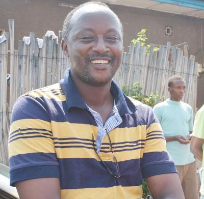 Gaston Sindimwo : « En 2010, j'étais le commandant des opérations, je le suis même aujourd'hui et je suis confiant pour 2015 » ©Iwacu